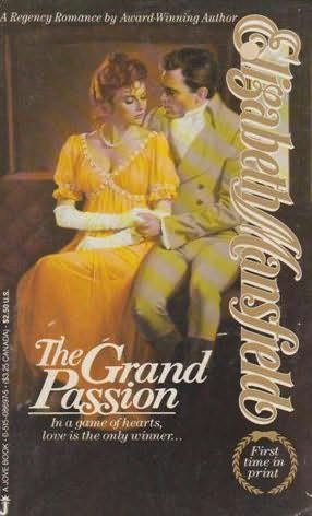 book cover of The Grand Passion