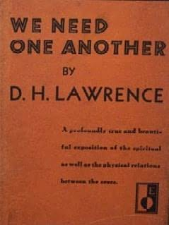 book cover of We Need One Another