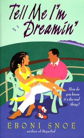 book cover of Tell Me I\'m Dreamin\'
