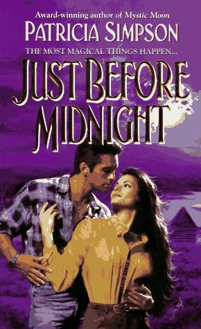 book cover of Just Before Midnight