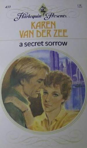 book cover of A Secret Sorrow