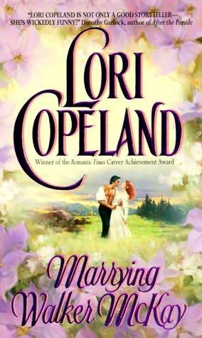 book cover of Marrying Walker McKay