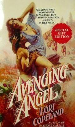 book cover of Avenging Angels