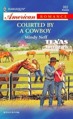 Courted a Cowboy (Texas Sweethearts)