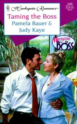 book cover of Taming the Boss
