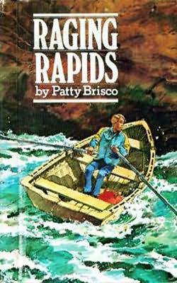 book cover of Raging Rapids