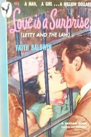 book cover of Letty and the Law