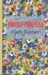 book cover of Hotel Hostess