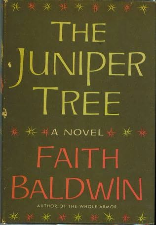 book cover of The Juniper Tree