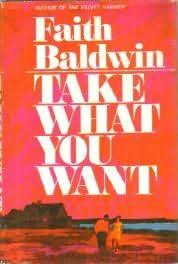 book cover of Take What You Want