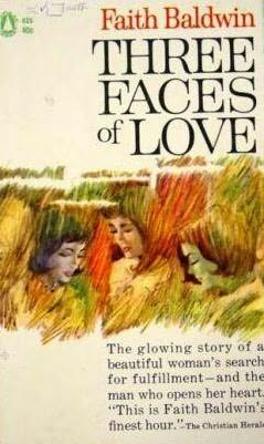 book cover of Three Faces of Love