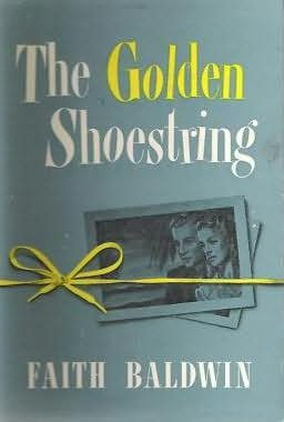 book cover of The Golden Shoestring