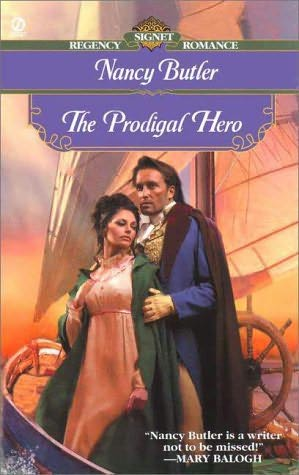book cover of The Prodigal Hero