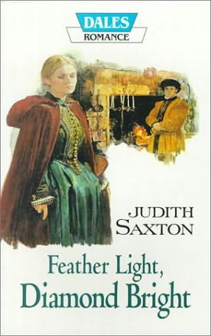 book cover of Feather Light, Diamond Bright