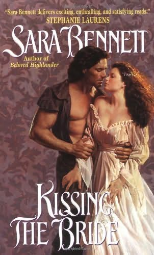 book cover of Kissing the Bride