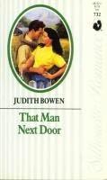 book cover of That Man Next Door