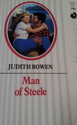 book cover of Man of Steele