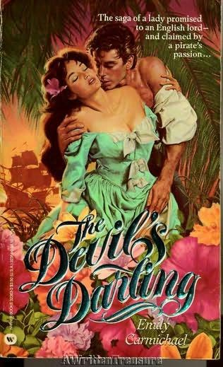 book cover of The Devil\'s Darling