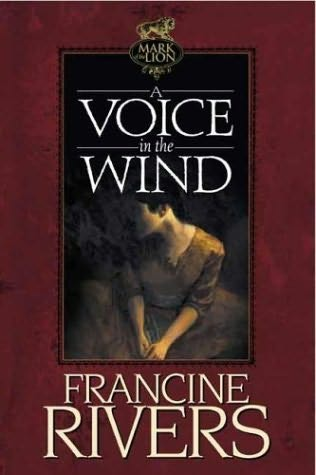 a voice in the wind A jewish slave girl uses the only weapon she has---the gospel of christ---to battle the immorality of the crumblingculture around her torn by her love for a handsome aristocrat, hadassah.