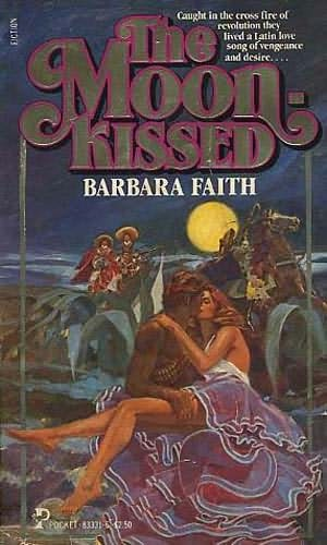 book cover of The Moonkissed