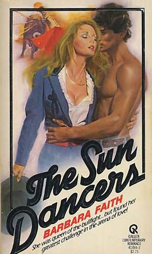 book cover of The Sun Dancers