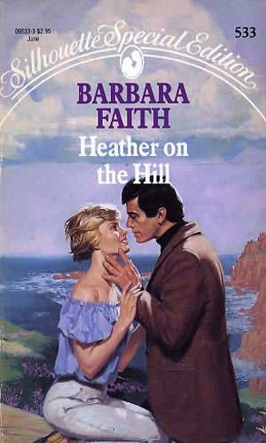 book cover of Heather on the Hill