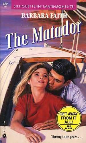 book cover of The Matador