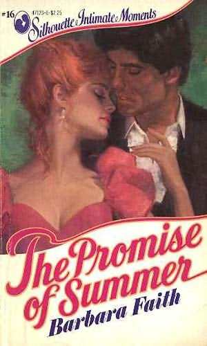 book cover of The Promise of Summer