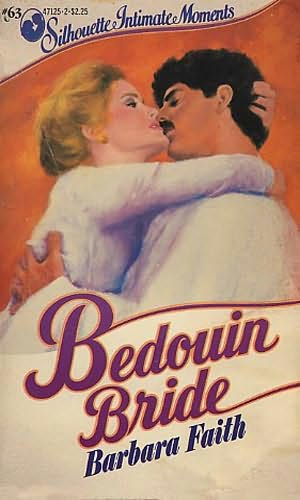 book cover of Bedouin Bride