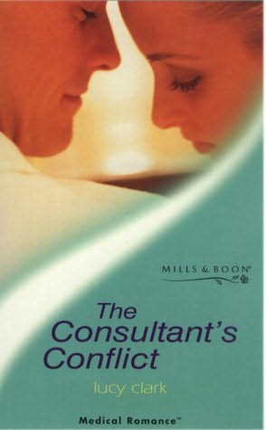 book cover of The Consultant\'s Conflict