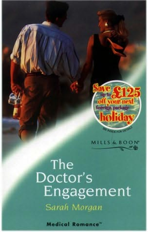 book cover of The Doctor's Engagement