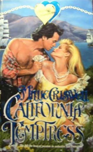 book cover of California Temptress