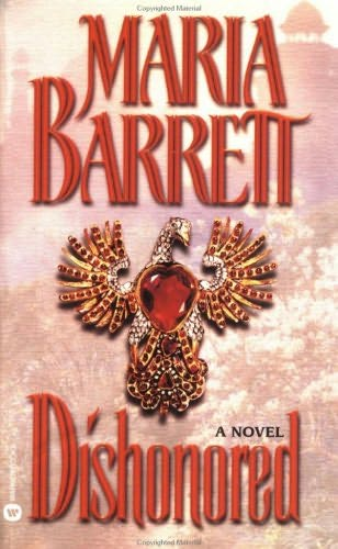 book cover of Dishonoured