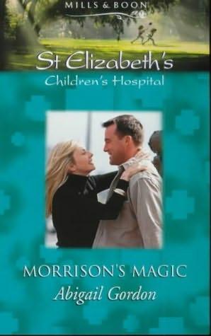 book cover of Morrison\'s Magic