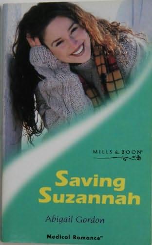 book cover of Saving Suzannah