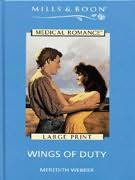book cover of Wings of Duty