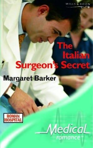 book cover of The Italian Surgeon\'s Secret