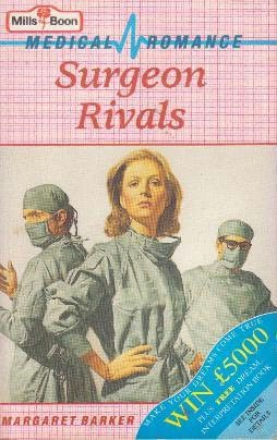 book cover of Surgeon Rivals