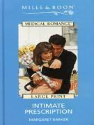 book cover of Intimate Prescription