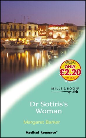 book cover of Dr. Sotiris\'s Woman