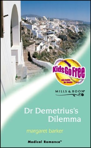 book cover of Dr. Demetrius\'s Dilemma