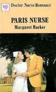book cover of Paris Nurse