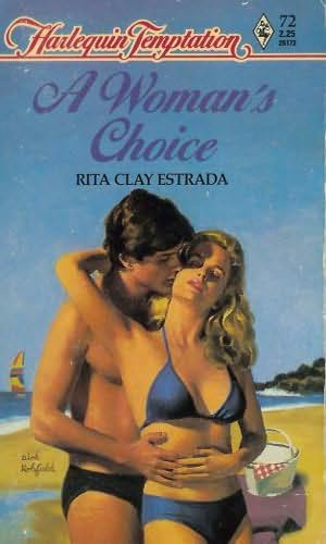 book cover of A Woman\'s Choice
