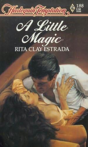 book cover of A Little Magic