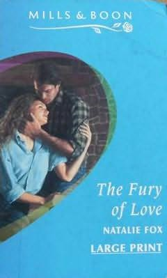 book cover of The Fury of Love