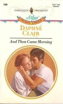 book cover of And Then Came Morning
