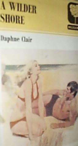 book cover of A Wilder Shore