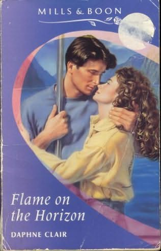 book cover of Flame on the Horizon
