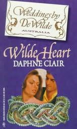 book cover of Wilde Heart
