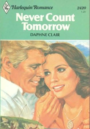 book cover of Never Count Tomorrow